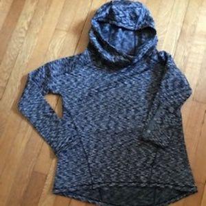 Avalanche Fleece lined sweatshirt